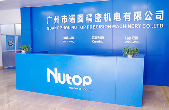 Guangzhou Nutop Precision Machinery Co., Ltd.