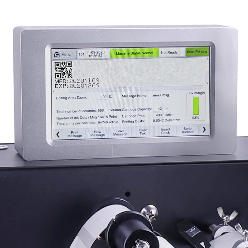 T480 High Speed Marking Machine