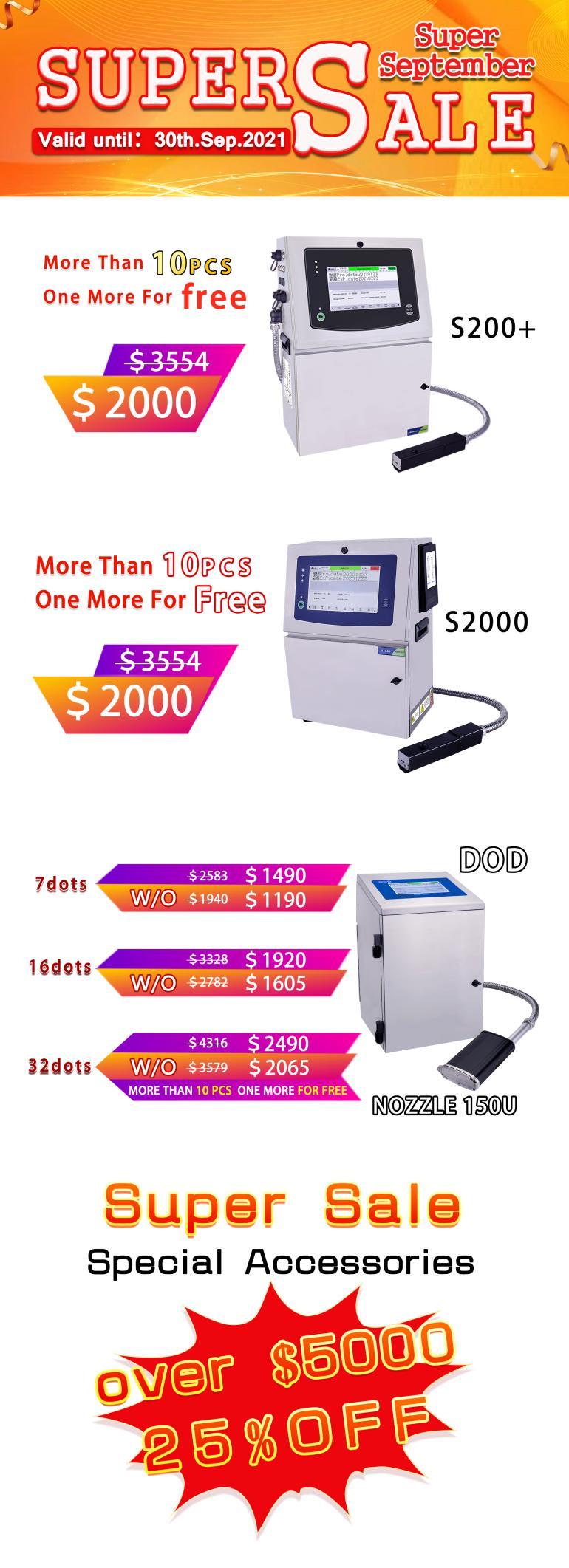 Super Sale, Bulk Discounts