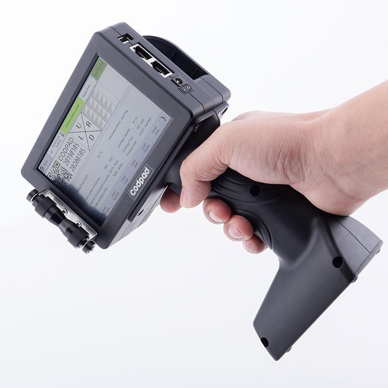T110-H Handheld Inkjet Printer