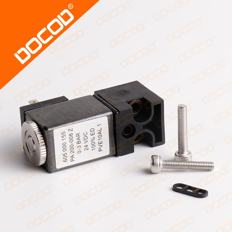 Top quality 1008.6505 MAINIFOLD VALVE FOR METRONIC