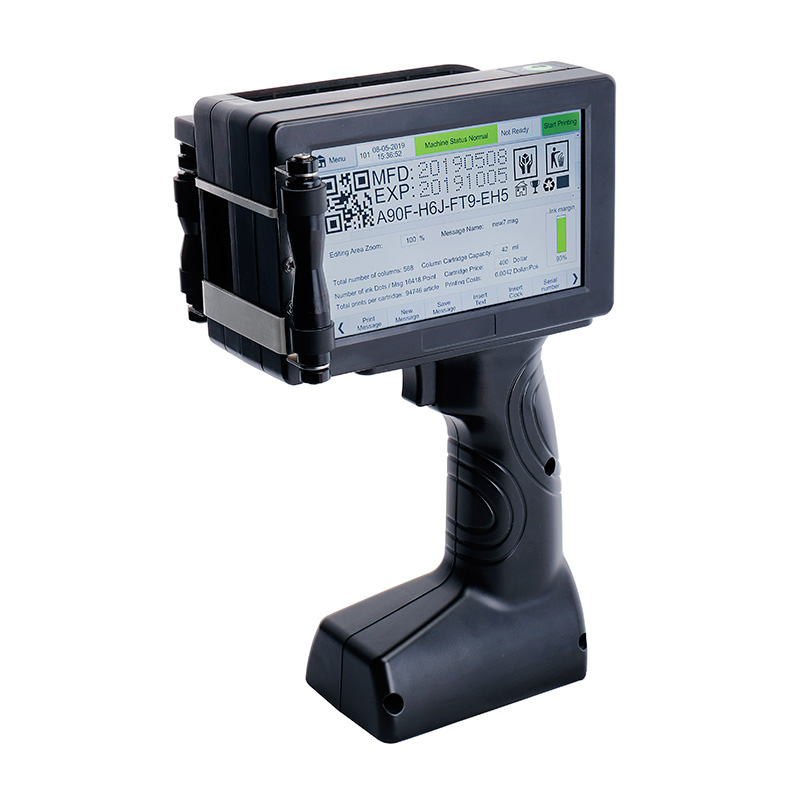 T130 Handheld Code Machine