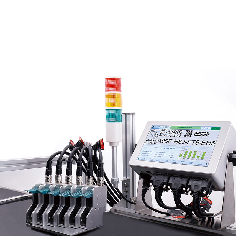 T600 Thermal Inkjet Coder