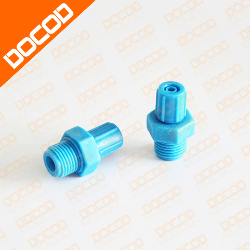 Top quality  14175 CONNECTOR MALE 3X1/8