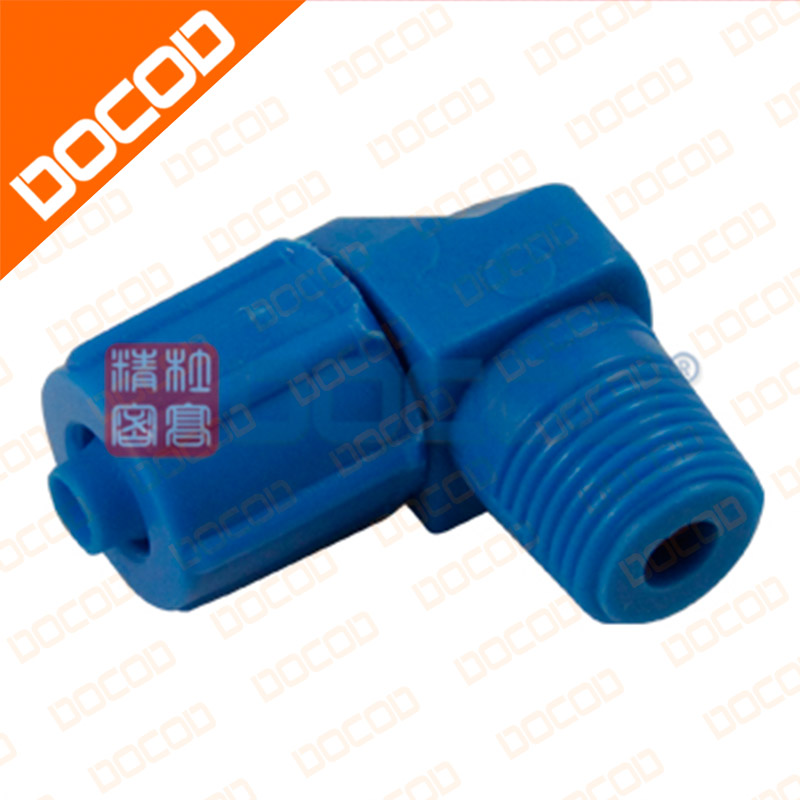 Top quality PG0029 CONNECTOR RIGHT 4X1/8 FOR DOMINO