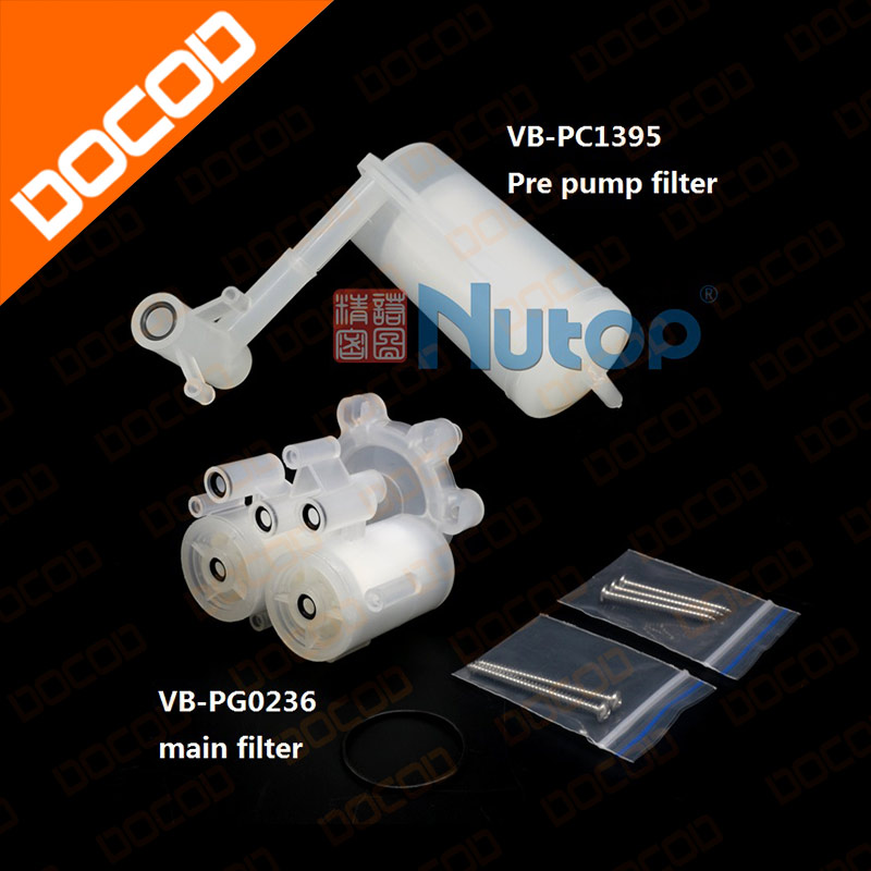 Top quality 0249 FILTERS KIT(MAIN FILTER & PRE PUMP FILTER) FOR VIDEOJET 1000 SERIES