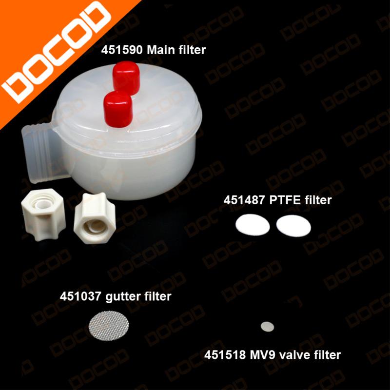 Top quality PG0244 FILTERS KIT(PB/PX/PXR)  FOR HITACHI