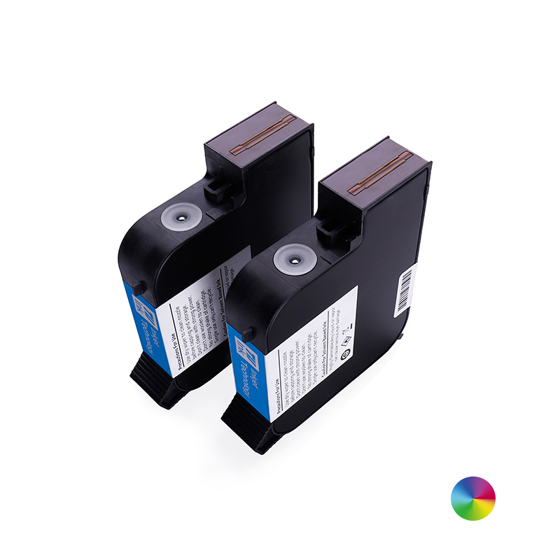 TIJ color solvent quick-drying ink cartridge