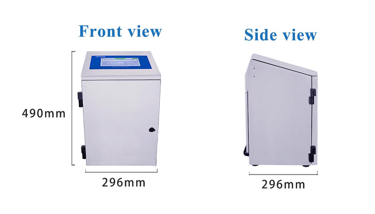 D100  SERIES DOD Large Character Inkjet Printer