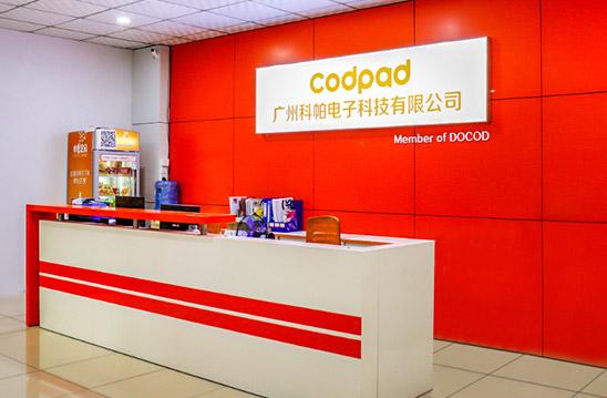 Guangzhou Codpad e-tech Co., Ltd.